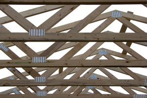 prefab roof trusses